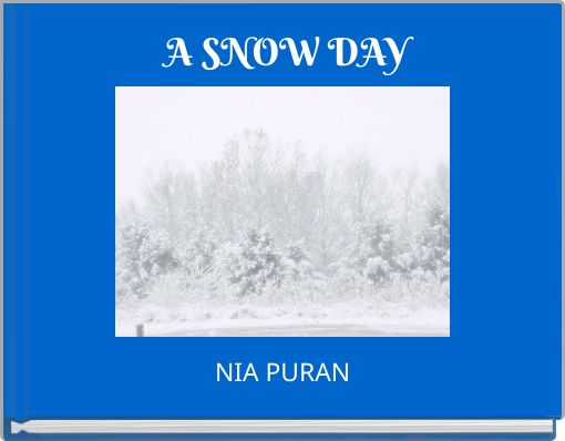 A SNOW DAY