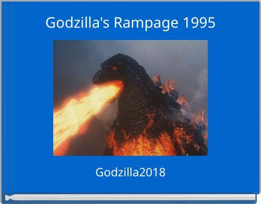 Godzilla's Rampage 1995