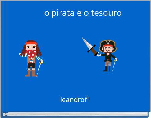 o pirata e o tesouro