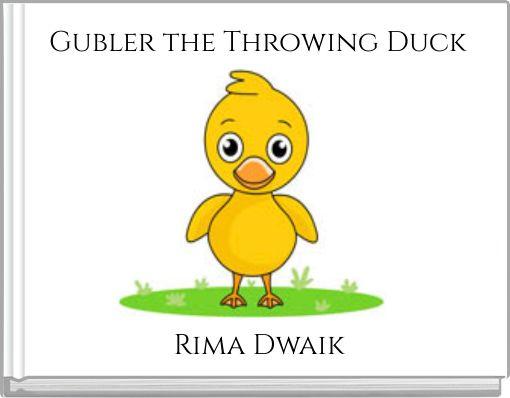 Gubler the Throwing Duck