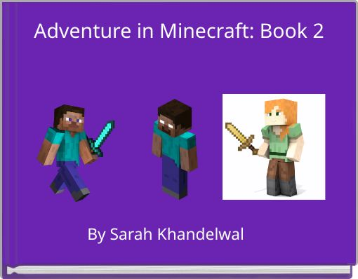 Adventure in Minecraft: Book 2