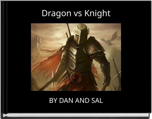 Dragon vs Knight