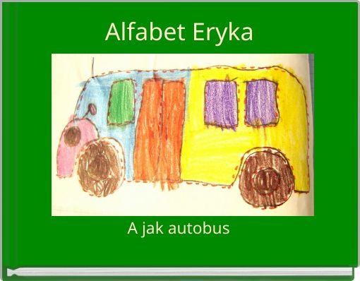 Alfabet Eryka