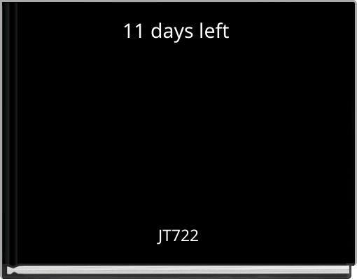 11 days left