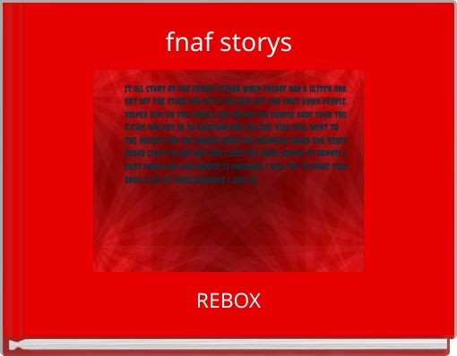 fnaf storys