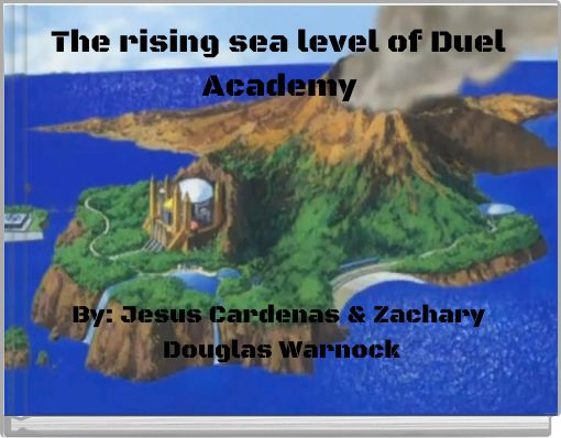 The rising sea level of Duel Academy