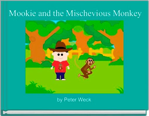 Mookie and the Mischevious Monkey