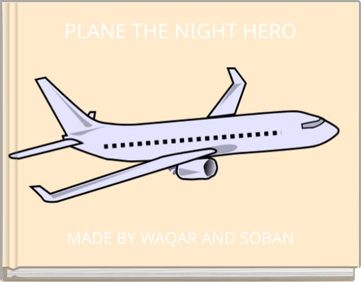 PLANE THE NIGHT HERO