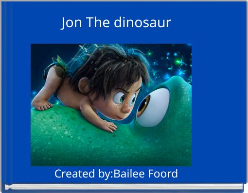 Jon The dinosaur