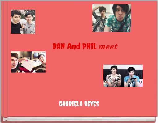 Dan And Phil meet