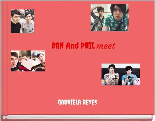 Dan And Phil meet