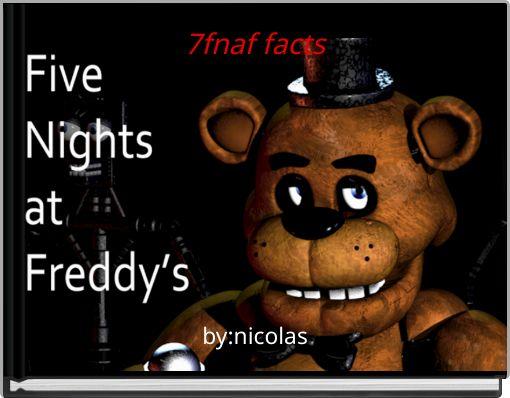 7fnaf facts