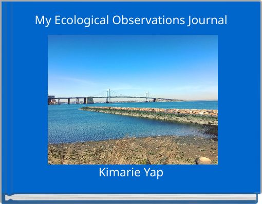 My Ecological Observations Journal