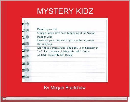 MYSTERY KIDZ