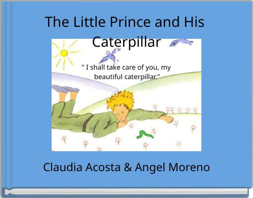 book report of the story the little prince