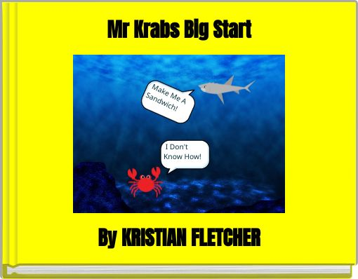 Mr Krabs Big Start