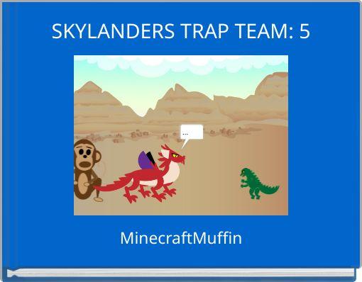 SKYLANDERS TRAP TEAM: 5