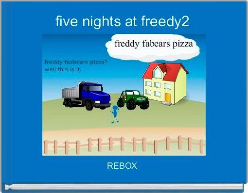 five nights at freedy2