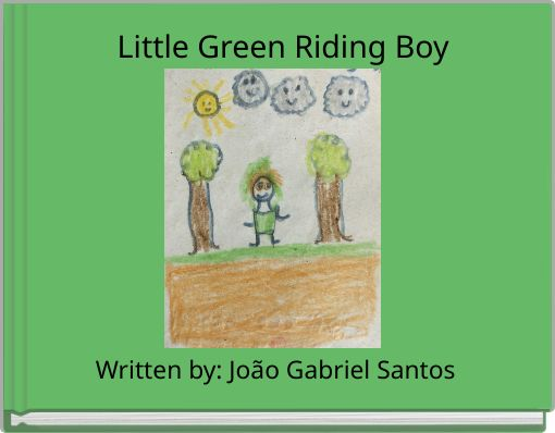 Little Green Riding Boy