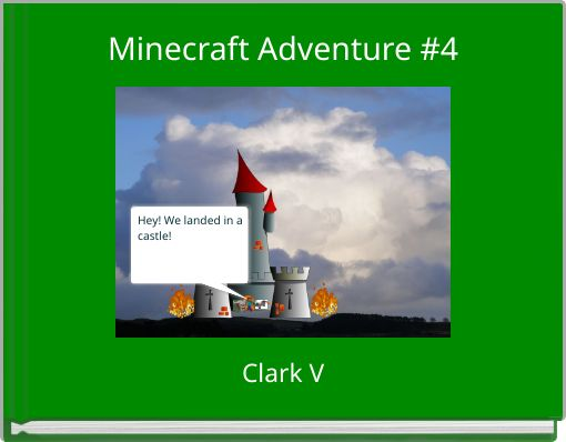 Minecraft Adventure #4