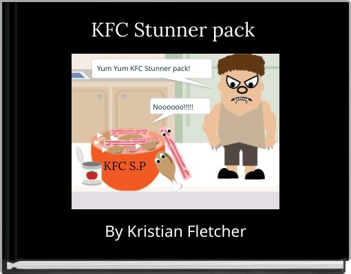 KFC Stunner pack