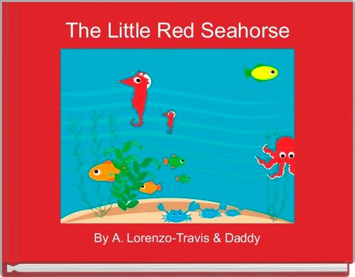 The Little Red Seahorse