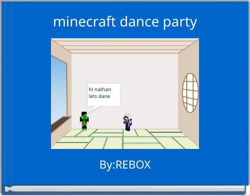 minecraft dance party