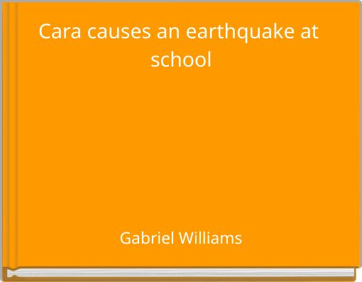 Cara causes an earthquake at school