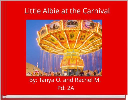 Little Albie at the Carnival