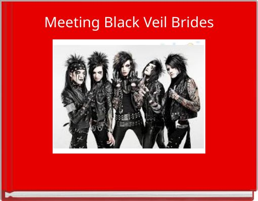 Meeting Black Veil Brides