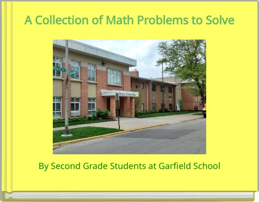 A Collection of Math Problems to Solve