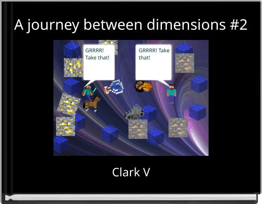 A journey between dimensions #2