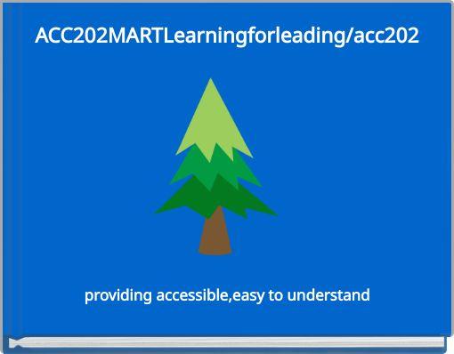 ACC202MARTLearningforleading/acc202