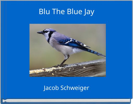 Blu The Blue Jay