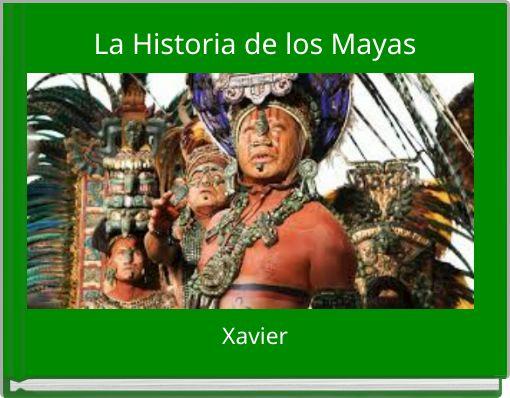 Maya el oso free books children 39 s stories online for Informacion de la cultura maya