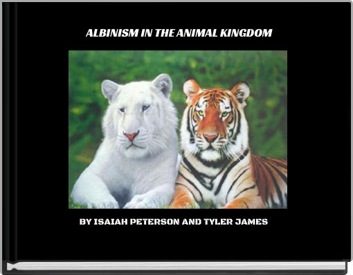 ALBINISM IN THE ANIMAL KINGDOM