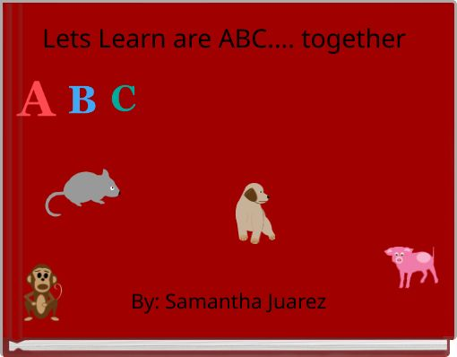Lets Learn are ABC.... together