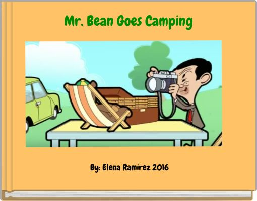 Mr. Bean Goes Camping