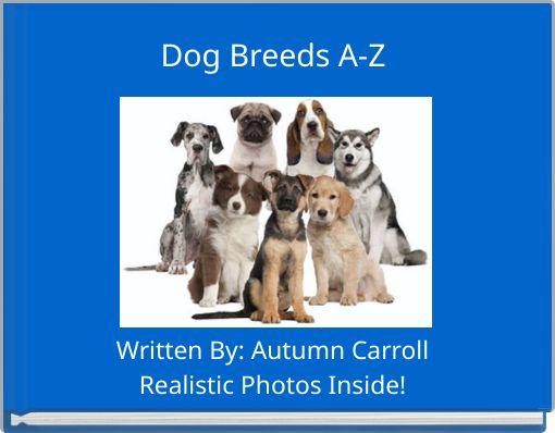 Dog Breeds A-Z