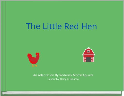 Read Together: The Little Red Hen #1