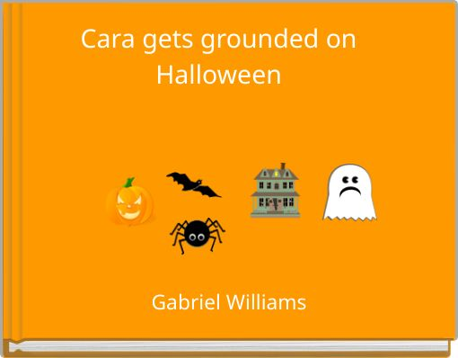 Cara gets grounded on Halloween