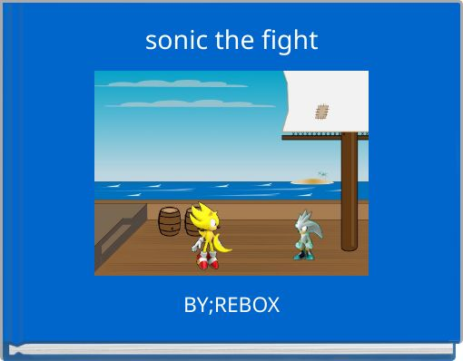 sonic the fight