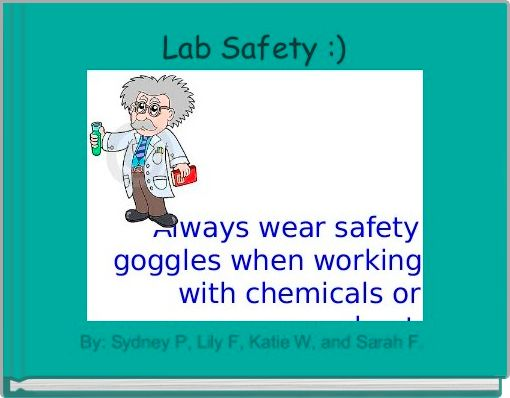 Lab Safety :)