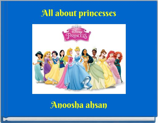 All about princesses