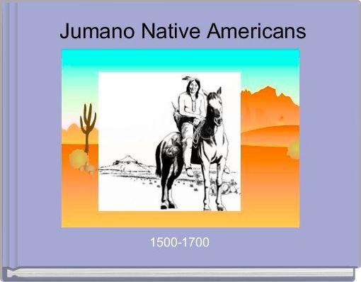Jumano Native Americans