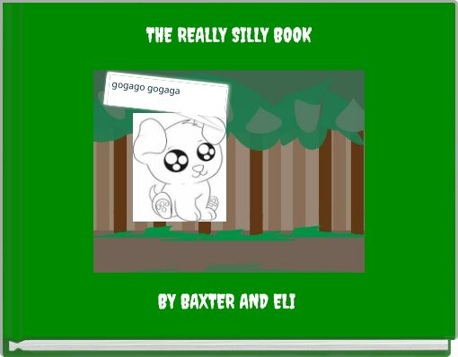 THE REALLY SILLY BOOK