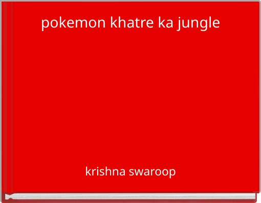 pokemon khatre ka jungle