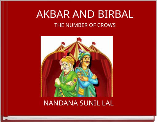 AKBAR AND BIRBALTHE NUMBER OF CROWS