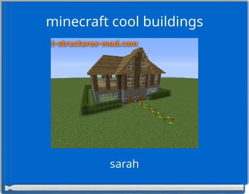 minecraft cool buildings