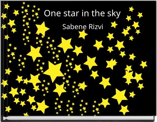 One star in the sky